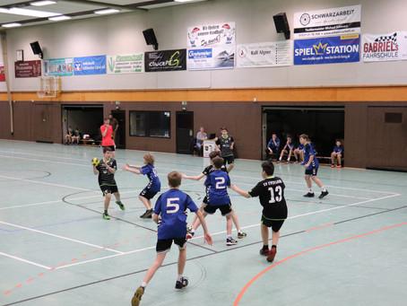 C-Jugend spielt 26:26 Unentschieden gegen TuS Lemförde!