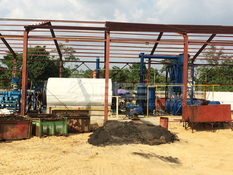 How Could A Waste Tyre Pyrolysis Plant Be Used On Your Place Of Work?