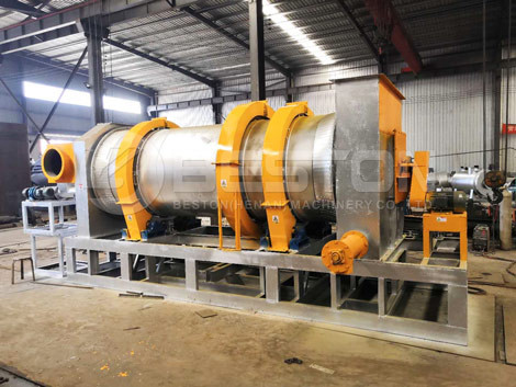 What You Must Know About Biochar Making Machine