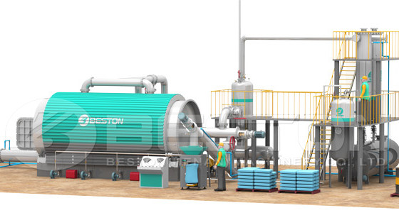 7 Advantages of Investing in a Pyrolysis Machine Online