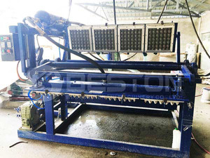 Why Some Businesses Work With A Manual Egg Tray Making Machine