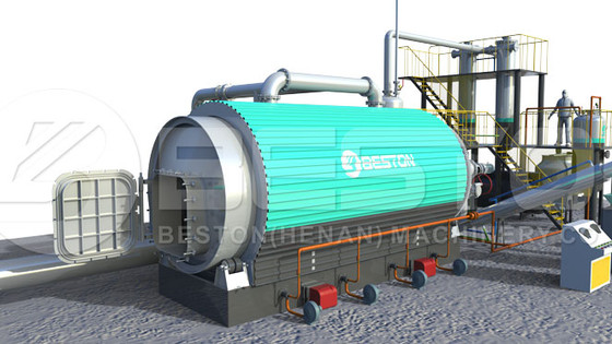 Crucial Aspects of Fantastic Waste Tyre Recycling Machines