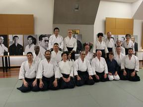 Hommage Aux Sept Pionniers de L'Aikido