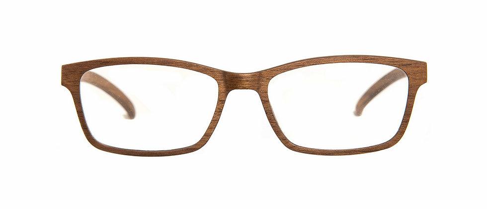 Vic optique Walnut