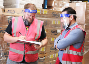 Our Packing Facilities and Warehouse: SALSA Approval, Glass Packing and More! | TTK Confectionery