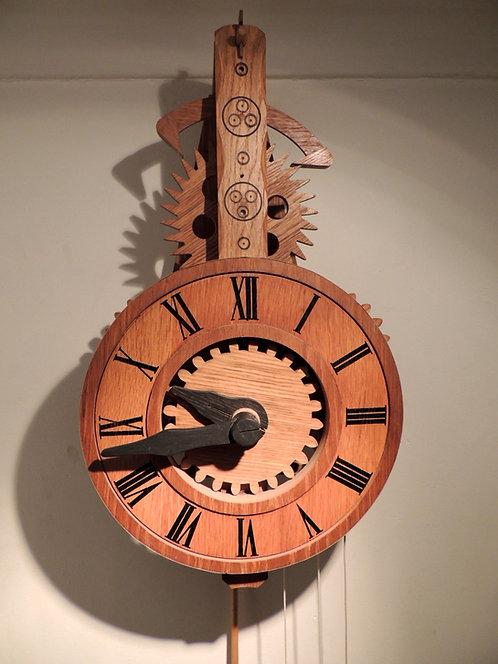 Irish Farmhouse Clock Model - 3K