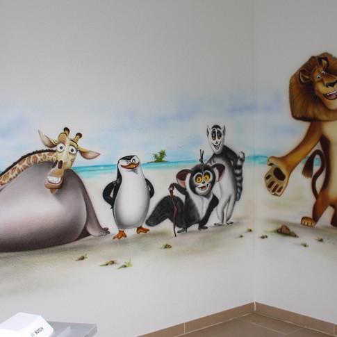 Wände / Fassaden