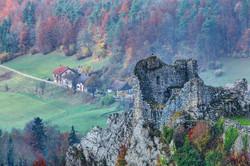 View from Blümlismatt