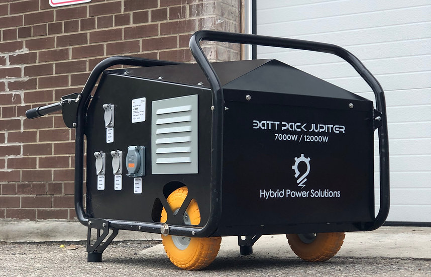 Batt Pack Jupiter - 7000W