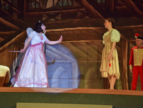 Cinderella | Edge Hill Players Panto