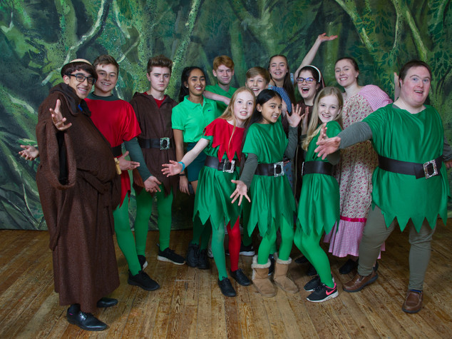 Babes In The Wood | Edge Hill Players Panto
