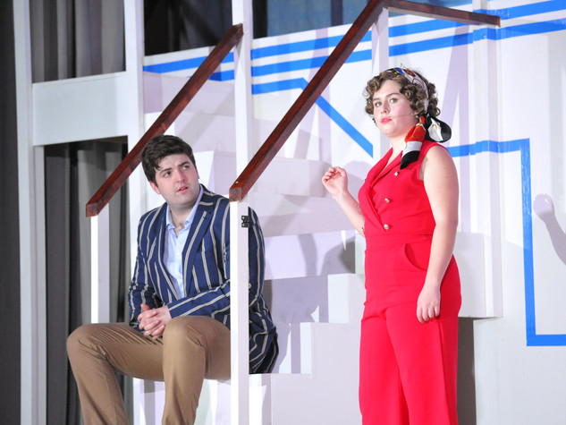 Anything Goes | You're The Top | Edge Hill Players 2018