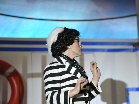 Anything Goes | Erma Latour | Edge Hill Players 2018