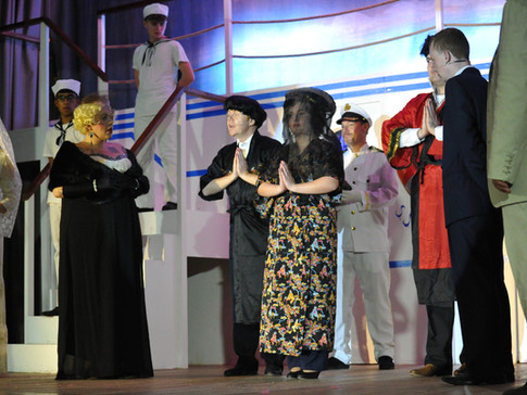 Anything Goes | Reno Sweeney | Edge Hill Players 2018