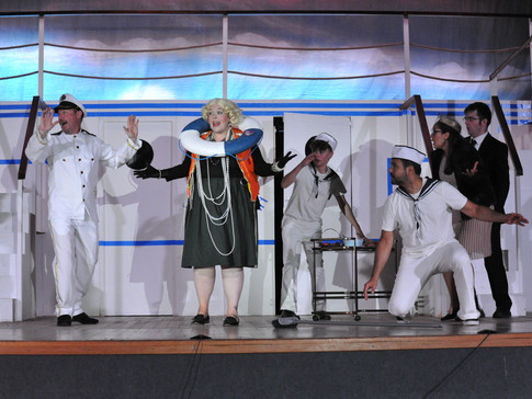 Anything Goes | Evangeline Harcourt | Edge Hill Players 2018