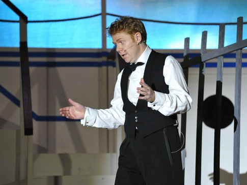 Anything Goes | Moonface Martin | Edge Hill Players 2018