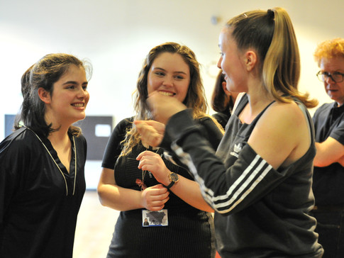 Edge Hill Players | Am Dram | Musical Theatre