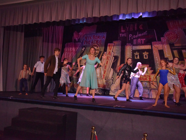 The Company of Dancers - Edge Hill Players