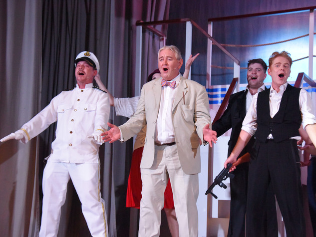 Anything Goes | Edge Hill Players 2018