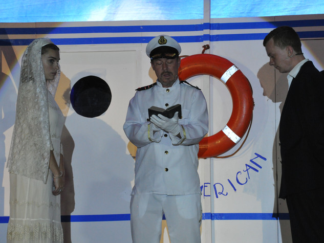 Anything Goes | The Wedding | Edge Hill Players 2018