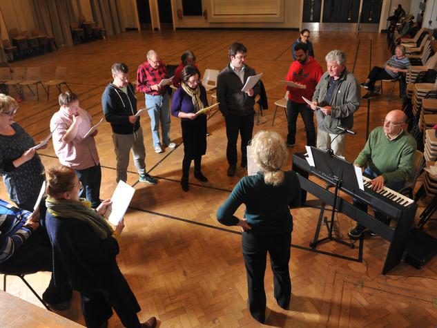 Edge Hill Players | Am Dram | Musical Theatre