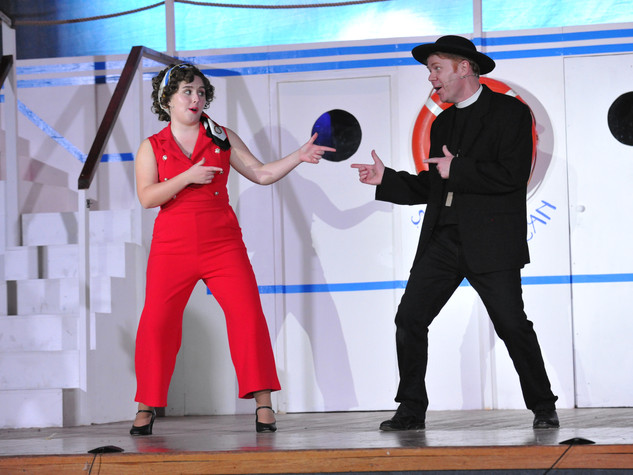 Anything Goes | Friendship | Edge Hill Players 2018