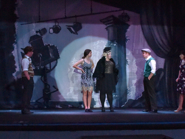The Company - Edge Hill Players