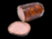 Charcuterie Fassier | Charcutier dans la Sarthe depuis 1948 | Produits - Jambon choix bruni fumé au bois de hêtre