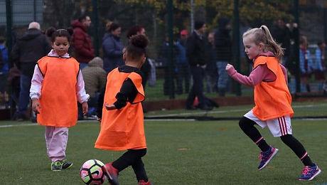 Kingsway Athletic FC Kickers Football Training