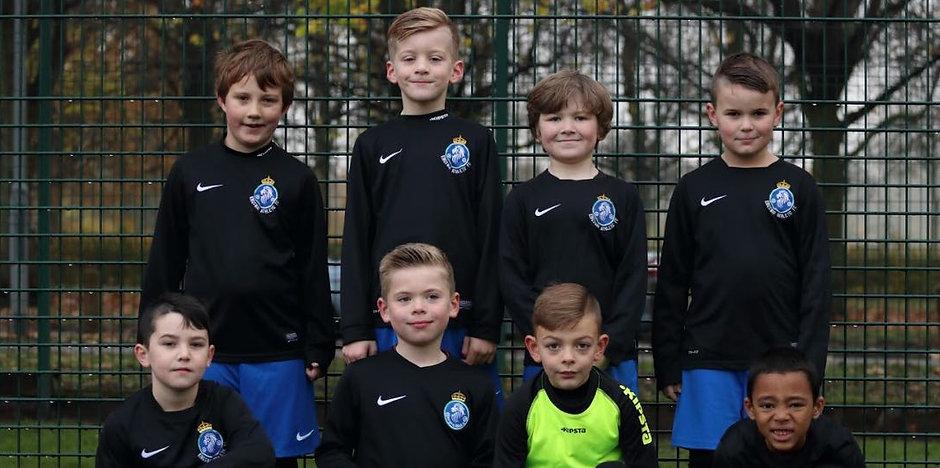 Kingsway Athletic FC Boys Football Team