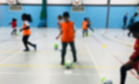Kingsway Athletic FC and DDSM Futsal