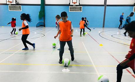 Kingsway Athletic FC and DDSM Futsal