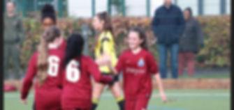 Kingsway Athletic FC Girls Football Team