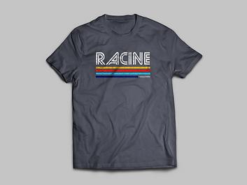 Racine Retro Shirt Charcoal.png