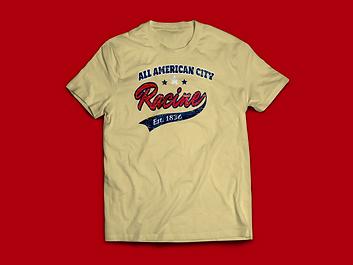 Racine - All American City T-Shirt