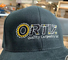 company embroidered hat - custom embroid