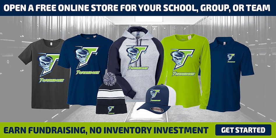 Online school spirit wear store - We Make T-Shirts - Racine Wisconsin