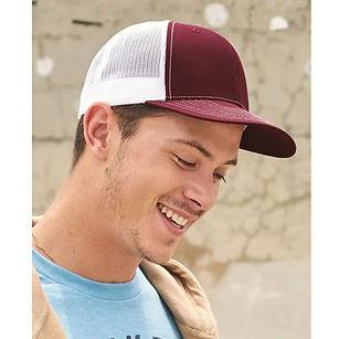 we make t shirts custom hats and headwea
