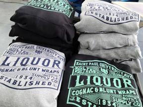 screen printing - we make t shirts - rac