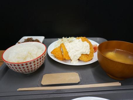 今週のお昼ごはんを紹介します!