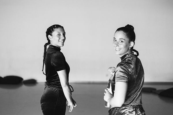 Centro Danza Canal Twins Experiment