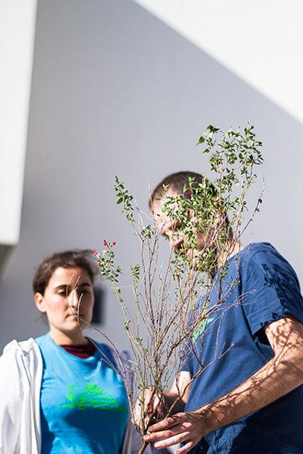 CA2M Centro de Arte 2 de Mayo Talleres