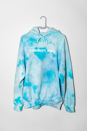 Lost In The Clouds Hoodie (Blues)