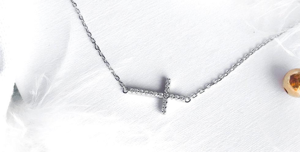silver side cross