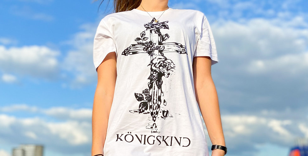 KÖNIGSKIND Dress white