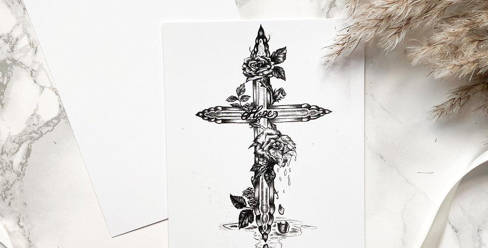 Königskind Postkarte