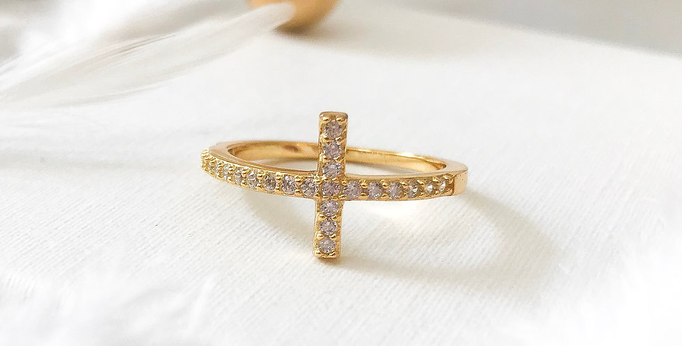 sparkling cross