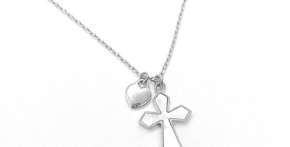 Cross pearl