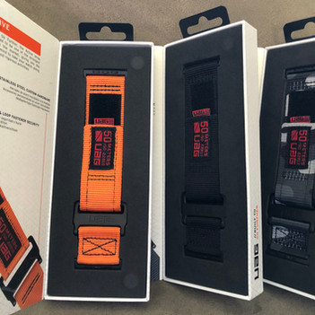 Active Strap Apple Watch Bands By UAG