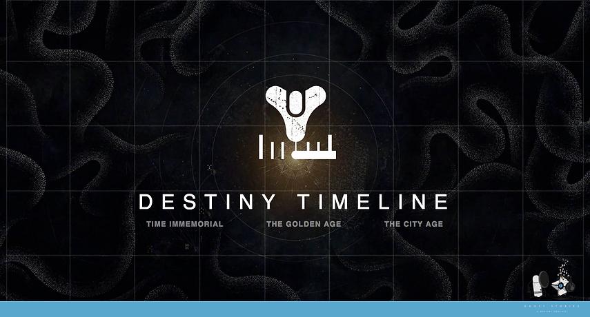 Destiny Timeline